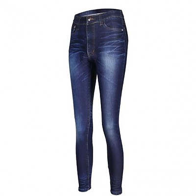 [해외]자전거 청바지 Tasdan CoolMax Gel Pad Tights Imitation Jeans Cycling Pants